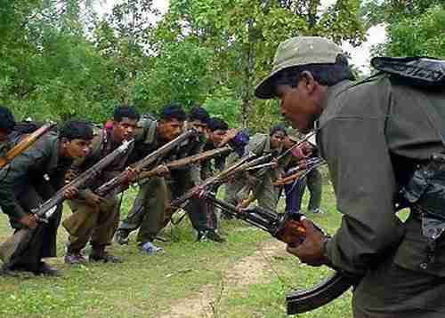 Battling The Maoist